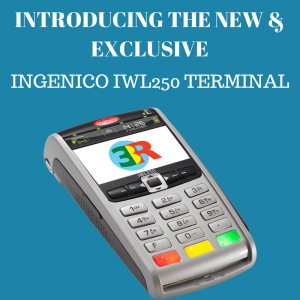 CES Software - Introducing the new and exclusive Ingenico IWL250 Terminal
