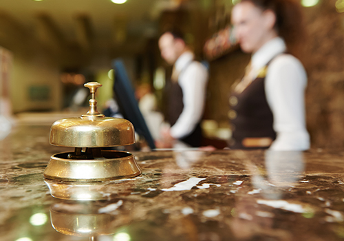 CES Touch EPoS System for Hotels